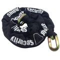 Through Hardened Security Chain With Fabric Sheath