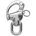 Stainless steel Snap Shackle - Round Head