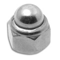 Nylon insert dome nut DIN986