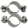 Stainless steel Duplex Clamp