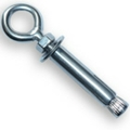 Stainless Steel Shield Anchor Eyebolt