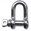 Stainless steel Dee Shackle - Tested