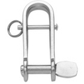 Stainless steel Long Halyard Shackle