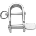 Stainless steel Short Halyard Shackle