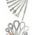 Stainless steel Wire Rope Assemblies